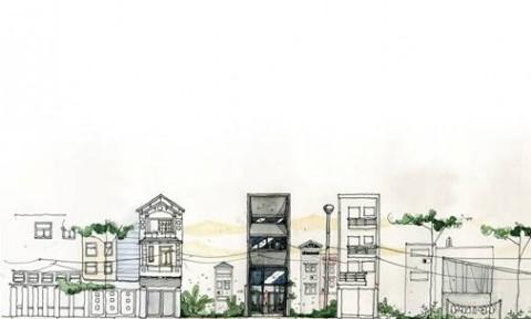 Nhà ống Việt Nam: Kiểu dáng cũ kiến trúc mới