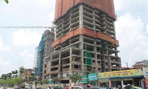 Dự án bất động sản dở dang đổi chủ, dân bơ vơ