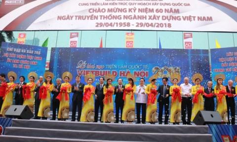 Nhôm Euroha tài trợ cho Vietbuild Hà Nội 2018