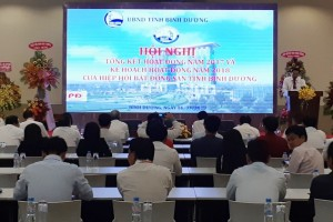 Hiệp hội Bất động sản Bình Dương triển khai nhiệm vụ 2018