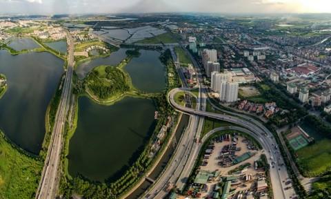 Phát triển không gian xanh phía Nam Hà Nội