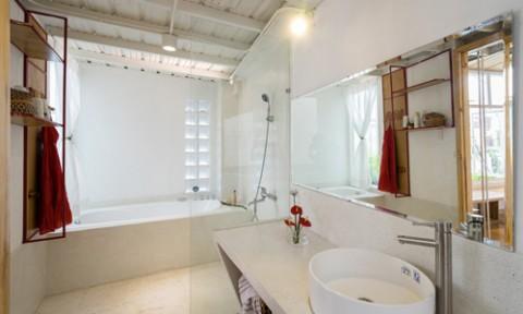 Những ý tưởng giúp phòng tắm nhỏ trở nên rộng và đẹp hơn