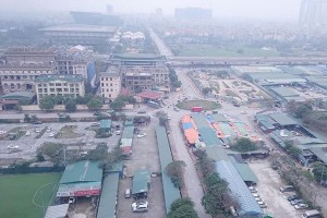 Hà Nội kiến nghị thu hồi dự án bỏ hoang của các Tổng công ty