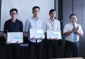 Công ty Dương Nhật trao học bổng cho SV ngành Xây dựng ĐH Kiến trúc TP.HCM