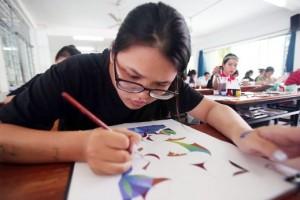 Đại học Kiến trúc TPHCM bắt đầu nhận hồ sơ ĐKDT môn năng khiếu kỳ tuyển sinh 2018