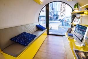 OPod Tube Housing (Hồng Kông) / thiết kế: James Law Cybertecture