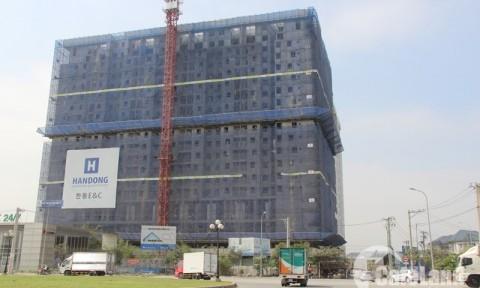 Thị trường căn hộ có đi xuống sau vụ cháy Carina Plaza?