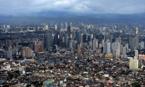 Makati: Thành phố xa hoa đặt trong tủ kính