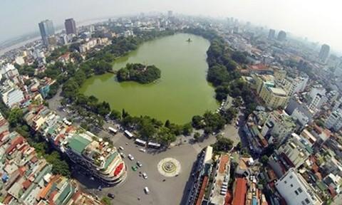 Nhà ga đặt ngầm cạnh hồ Hoàn Kiếm 'chấp nhận được'