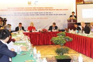 Hội thảo Khoa học và Kỹ thuật Quốc tế lần thứ 7 UAH – MGSU