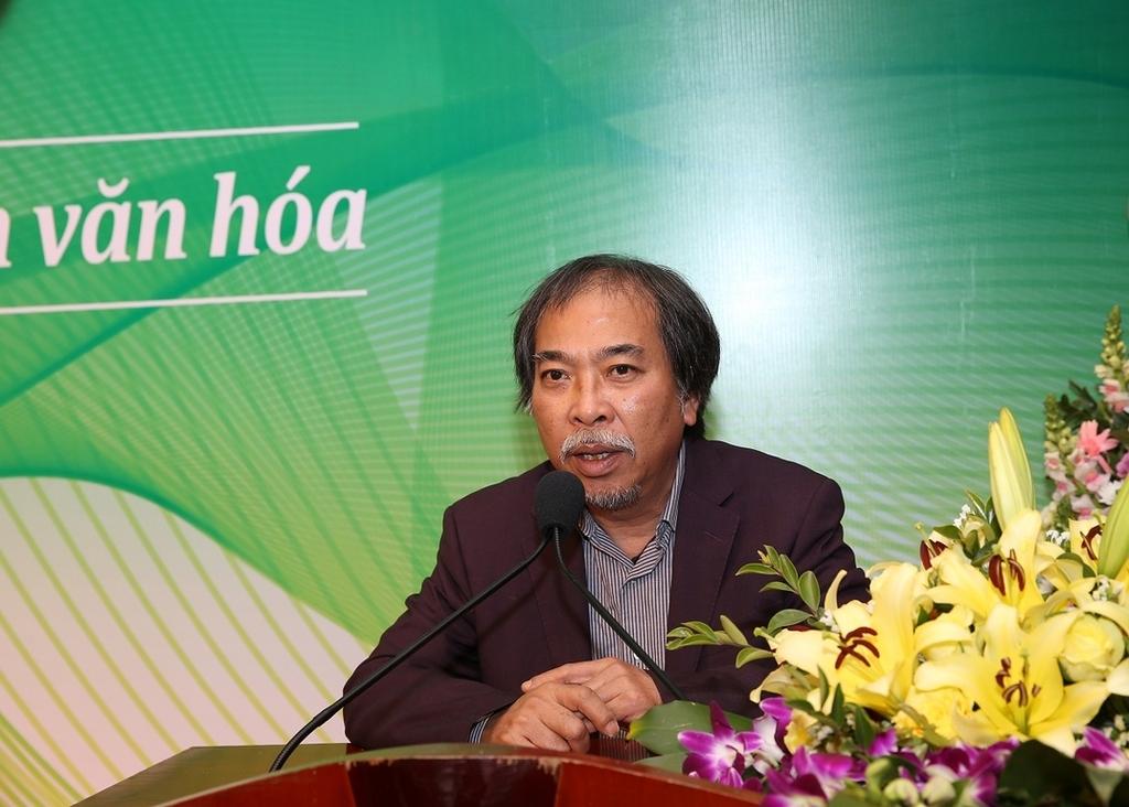 Nhà văn Nguyễn Quang Thiều, Chủ tịch Hội đồng Giám khảo Cuộc thi.