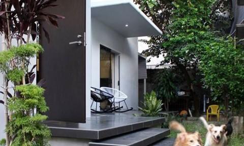 Nữ kiến trúc sư Hải Phòng gợi ý cách tạo cảnh quan cho ngôi nhà