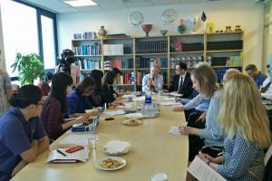 Thuỵ Điển chia sẻ kinh nghiệm về phát triển bền vững và các khuyến nghị đối với Việt Nam