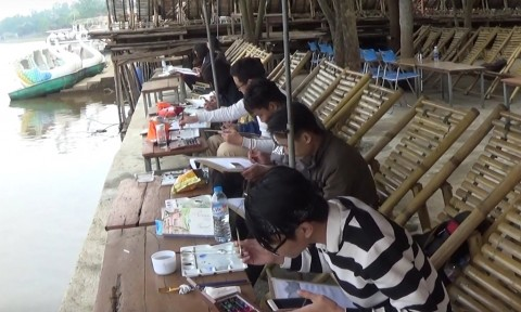 Cuộc thi Sinh viên giỏi Trường Đại học Kiến trúc Hà Nội