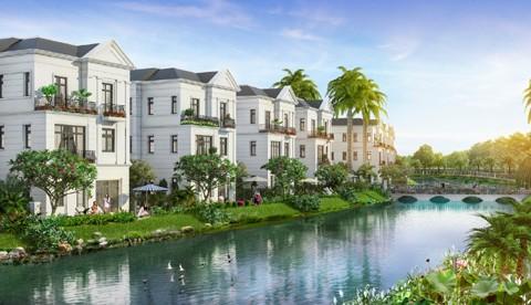 Vinhomes Riverside chào đón cư dân về an cư tại The Harmony