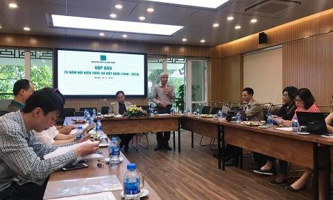 Nhiều sự kiện hướng đến kỷ niệm 70 năm thành lập Hội KTS Việt Nam