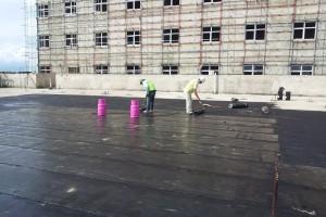 Các biện pháp chống thấm sàn mái phổ biến hiện nay