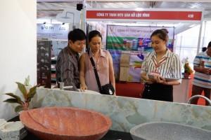 Chính thức khai mạc Triển lãm VIETBUILD Đà Nẵng 2018