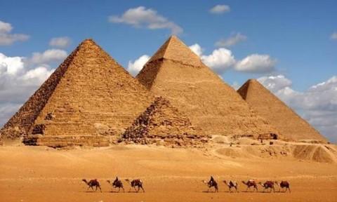 Kim tự tháp Ai Cập: Công trình xây dựng đầy bí ẩn