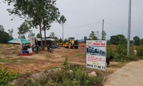 Sốt đất Phú Quốc: Loạn phân lô bán nền đất nông nghiệp