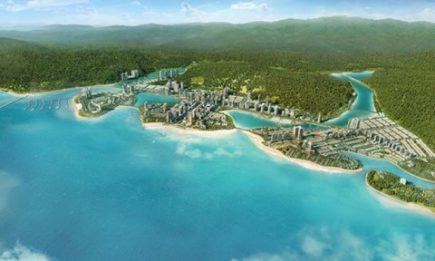 BimGroup gia tăng sức nóng tại thị trường bất động sản Quảng Ninh