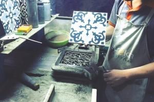 Gạch bông Eureka: Lưu giữ tinh hoa người Việt