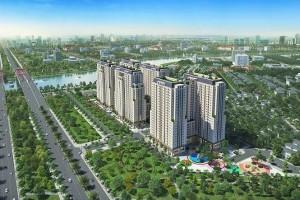 Ra mắt tháp Sapphire – Khu cao ốc ven sông Dream Home Riverside
