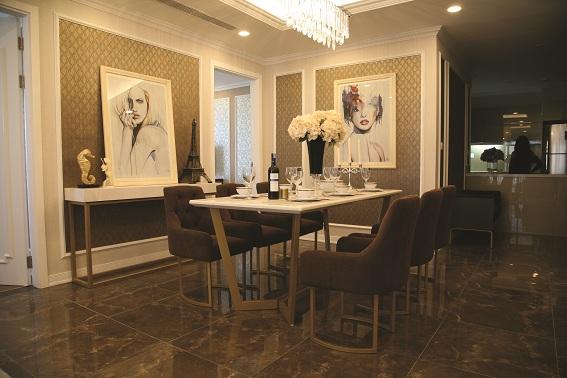 Sự sáng tạo trong cơ khí đã làm nên những bộ nội thất đẹp và sang trọng