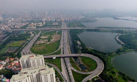 Bất động sản khu Nam Hà Nội hưởng lợi nhờ hạ tầng