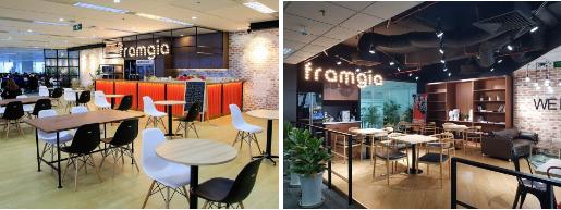 """Văn phòng Framgia Việt Nam - """"Văn phòng nâng cao hiệu quả giao tiếp"""" tại tòa nhà Keangnam & Handico"""