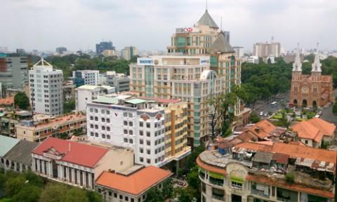 150 USD mỗi m2 thuê mặt bằng bán lẻ ở trung tâm Sài Gòn