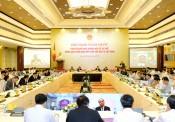Khai mạc Hội nghị trực tuyến toàn quốc tháo gỡ khó khăn cho đầu tư xây dựng