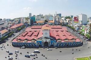 Chợ – Biểu tượng đa nguyên sống động của Sài Gòn