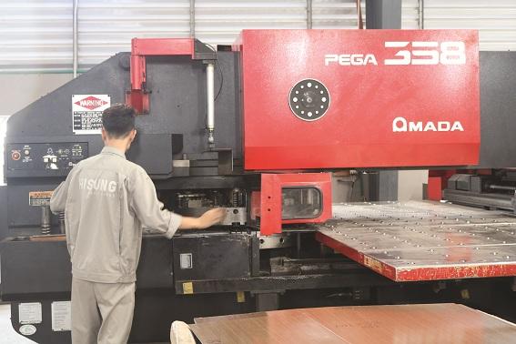 Hệ thống máy sản xuất công nghệ cao