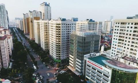 """Hà Nội: Sắp """"bùng nổ"""" dự án căn hộ bình dân"""