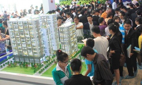 """Thị trường chung cư chỉ bị """"sốc"""" nhẹ sau sự cố cháy"""
