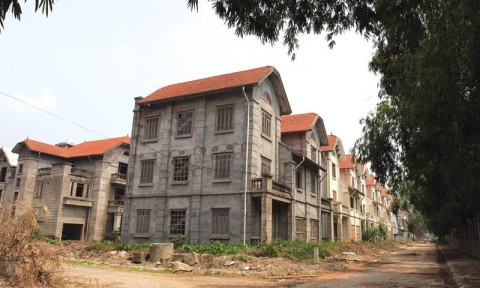 Bất động sản Hà Nội: Phân khúc đất nền tăng giá cục bộ