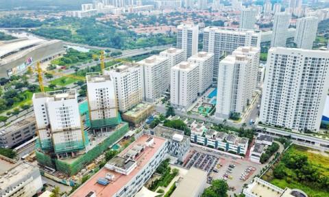 Sau 12 ngày xảy ra thảm họa Carina, thị trường căn hộ chung cư diễn biến ra sao?