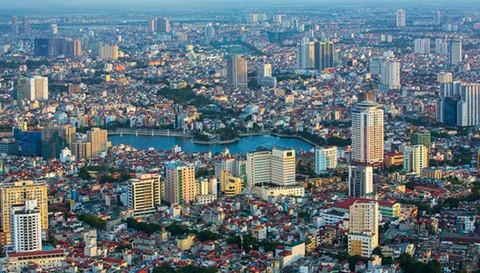 Thị trường chung cư Hà Nội thu hút vốn ngoại