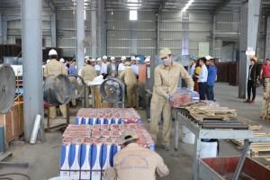 Quảng Ninh: Biến phế liệu nhiệt điện thành VLXD chất lượng cao