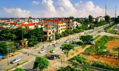 Điều chỉnh Quy hoạch xây dựng vùng tỉnh Vĩnh Phúc