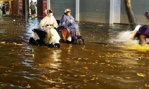 Kiến trúc sư giải thích vì sao nhiều chung cư cứ mưa là ngập