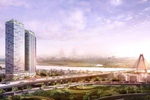 Intracom Riverside – lựa chọn hàng đầu của chung cư trung cấp khu vực