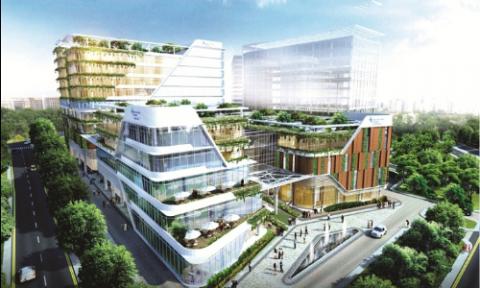 Những khu đô thị đầu tư quy mô lớn tại Hà Nội