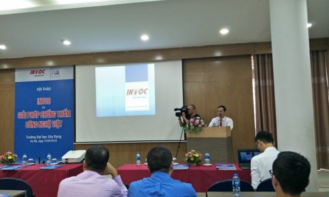 INTOC – Giải pháp chống thấm công nghệ Việt