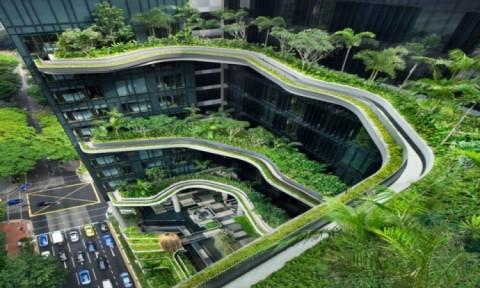 Lợi ích từ đầu tư công trình xanh