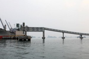 Xi măng tăng mạnh sản lượng xuất khẩu