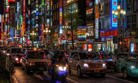 Nhật Bản với cuộc chiến ùn tắc giao thông
