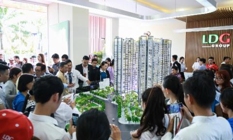 Căn hộ thông minh giá từ một tỷ đồng ở Nam Sài Gòn