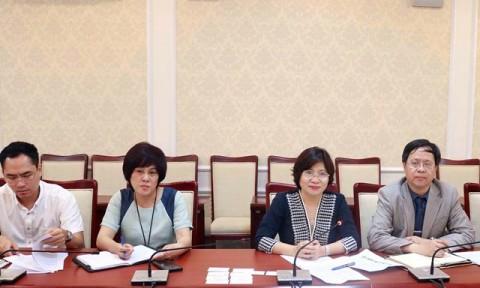 Thứ trưởng Phan Thị Mỹ Linh tiếp Thứ trưởng Bộ Đất đai, Hạ tầng, Giao thông và Du lịch Nhật Bản Tsukasa AKIMOTO